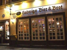 Düsseldorf Ludwigs Bier und Brot