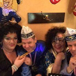 Karneval im Ludwigs Bier und Brot, so wird gefeiert 11.11.2016